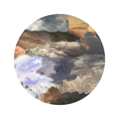 Walking on Clouds Dusk -Jane Richards ,2019  Moooi Carpets