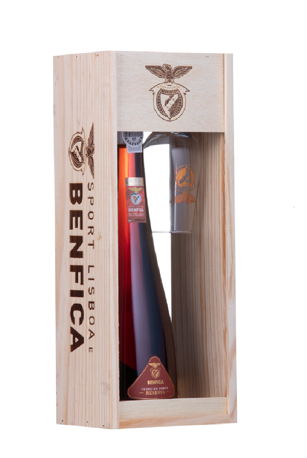 SLBenfica Decanter Reserva