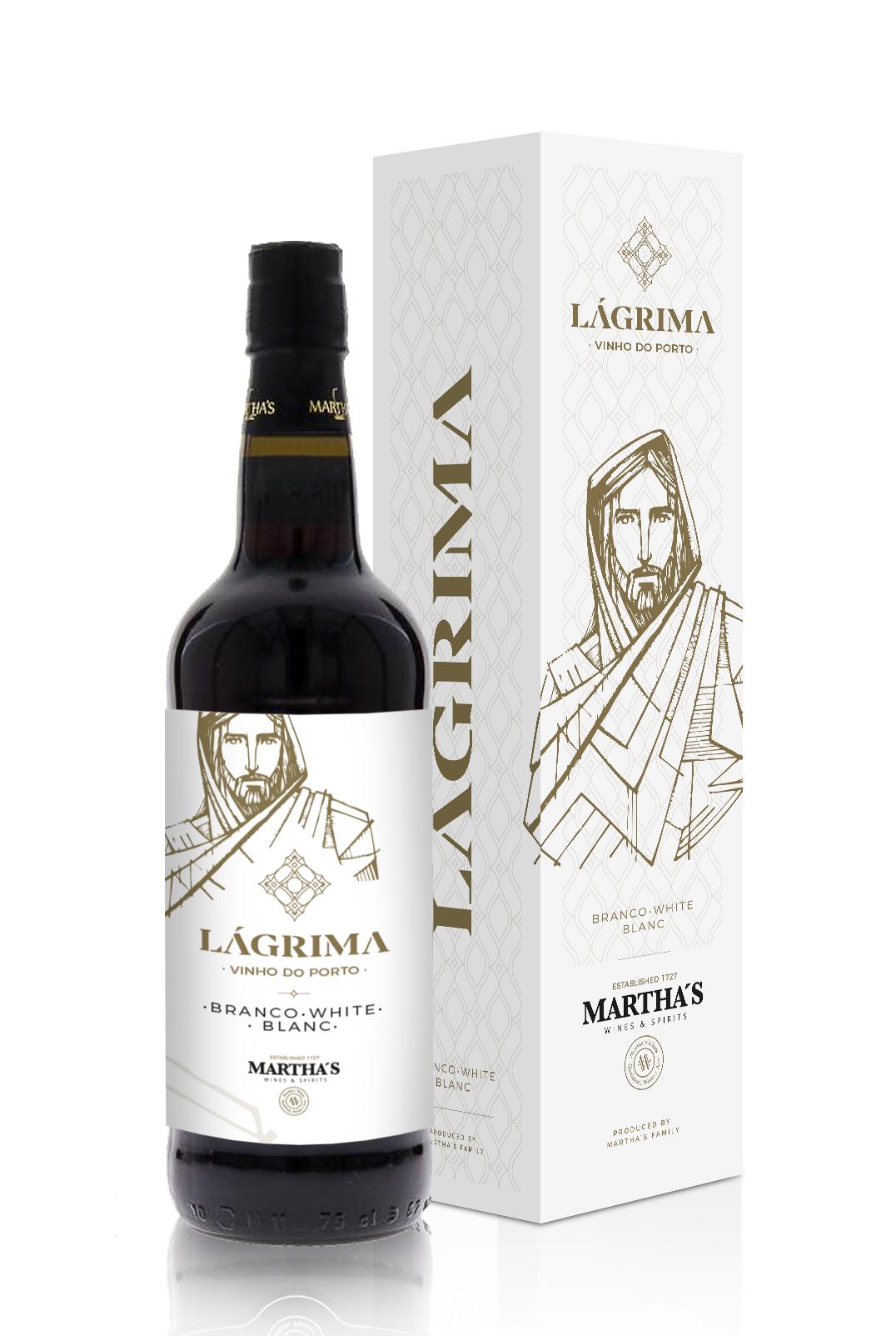 Martha's Porto Lágrima Branco
