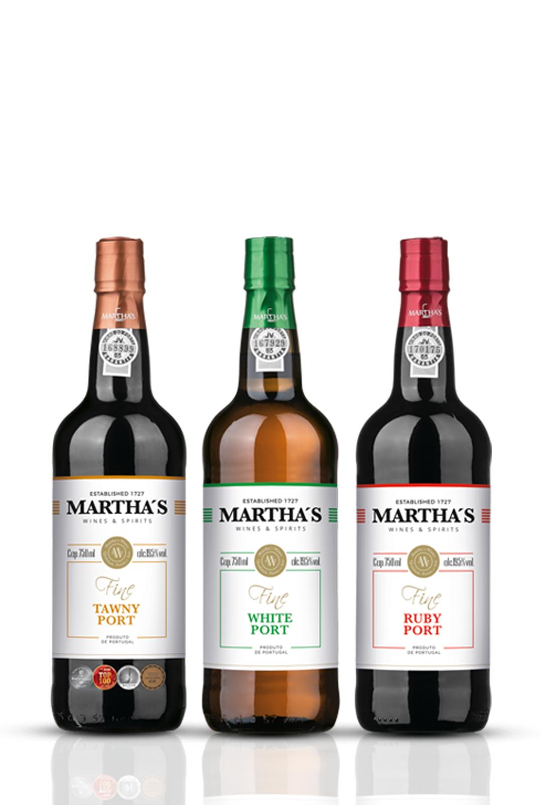 Os Clássicos Martha's