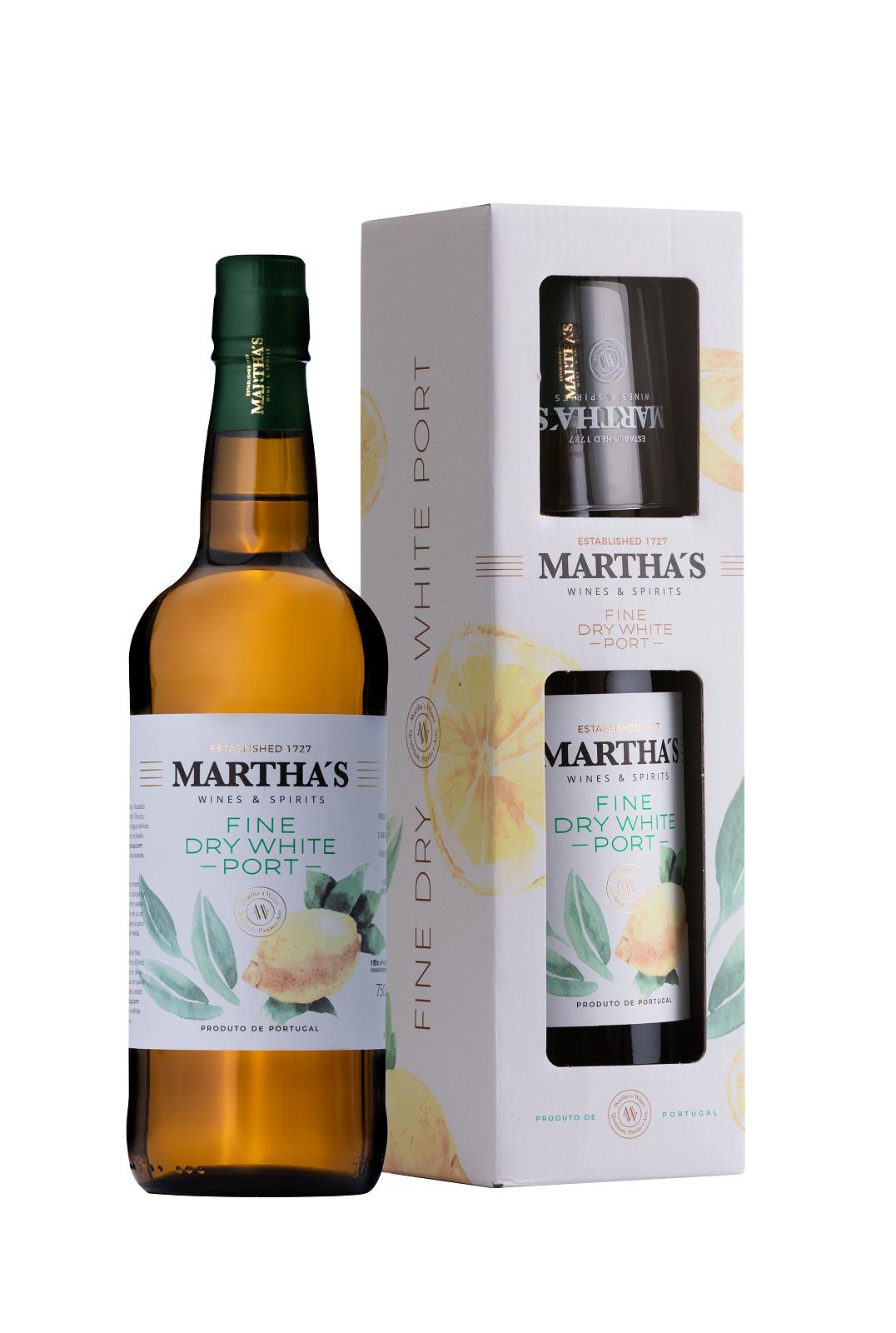 Martha's Fine Dry White