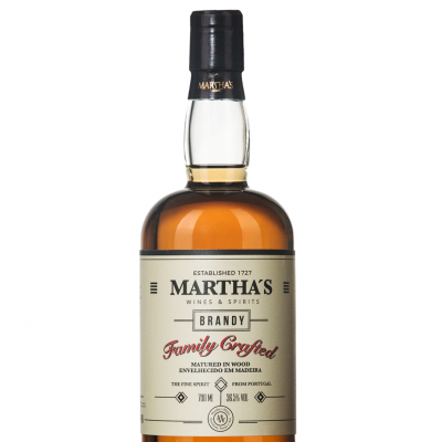 Martha's Family Crafted Brandy