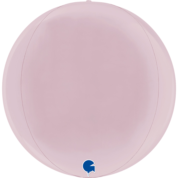 Balão Esfera Rosa Pastel 29cm - Grabo