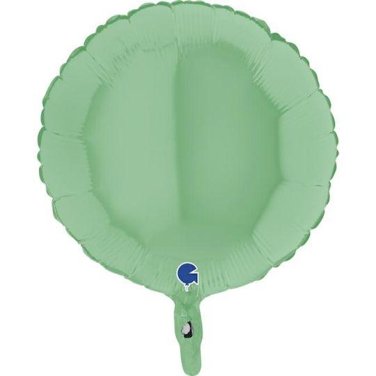 """Balão Redondo Mate 18""""-46cm- Grab"""