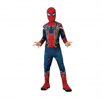Fato Iron Spider - Rubie's