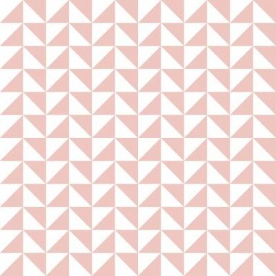 Guardanapos com 20 rose geometric