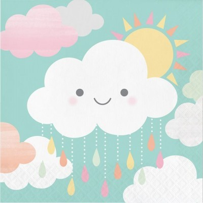 smilling clouds