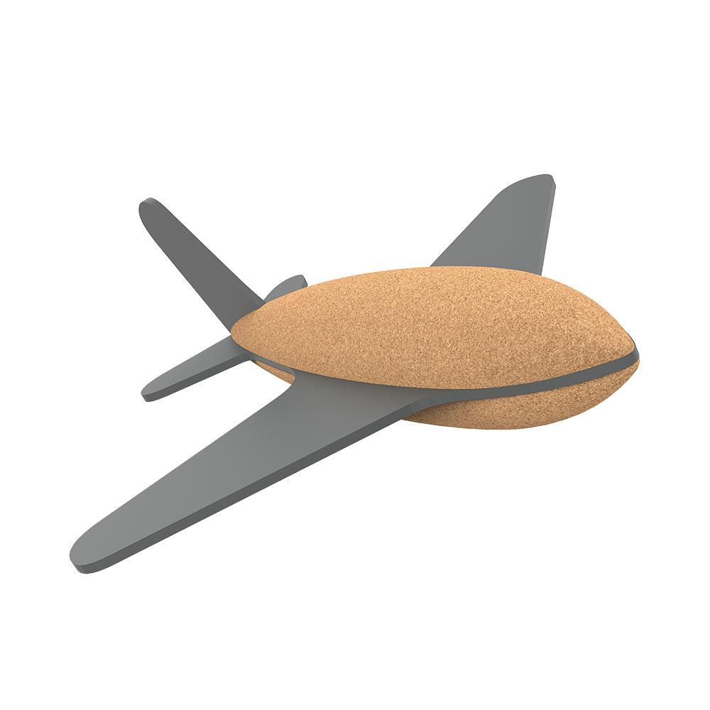 Avião a Jato - Elou Cork Toys