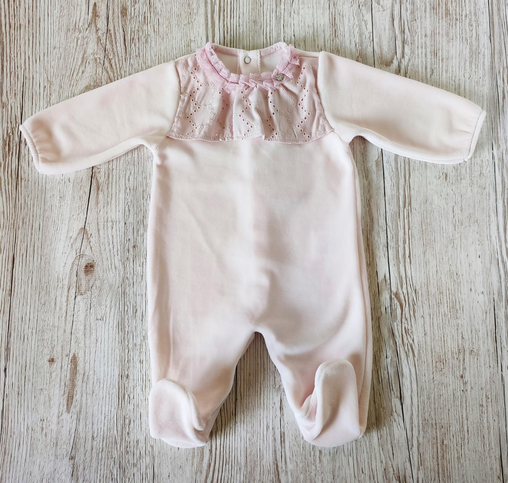Babygrow  Romantic Pink