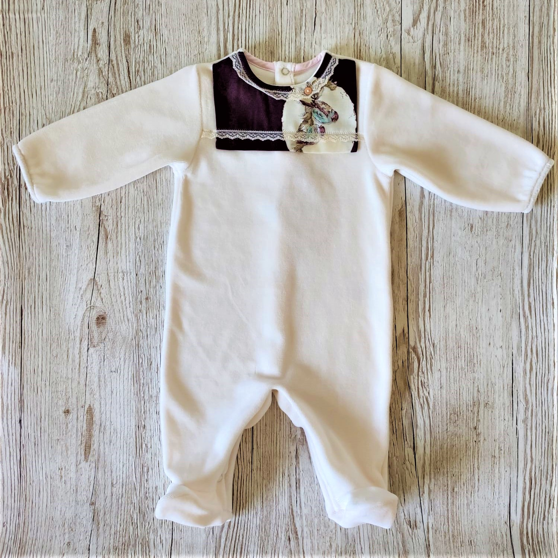 Babygrow  Bocolic Velvet