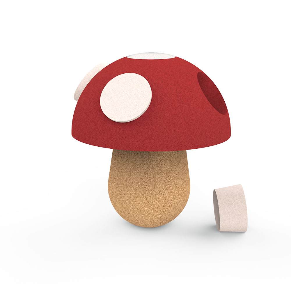 Cogumelo Funghi – Elou Cork Toys