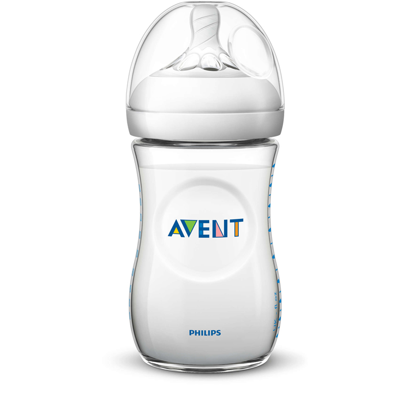 BiberãoPhilips Avent Natural Transparente 260ml