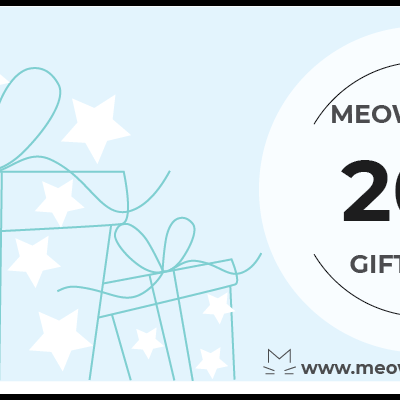 Gift Card MeowMeow