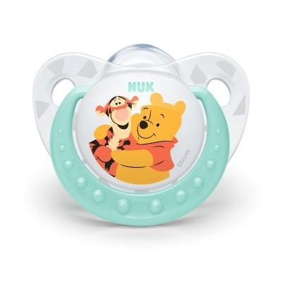Chupetas NUK pack 2x Winnie The Pooh