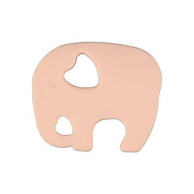 Mordedor Silicone Elephant