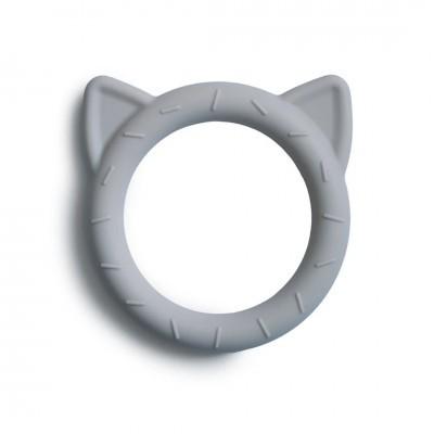 Mushie - Mordedor Silicone Gato