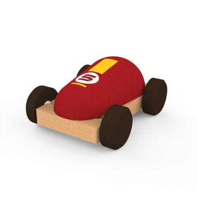 Carro de Corrida - Elou Cork Toys