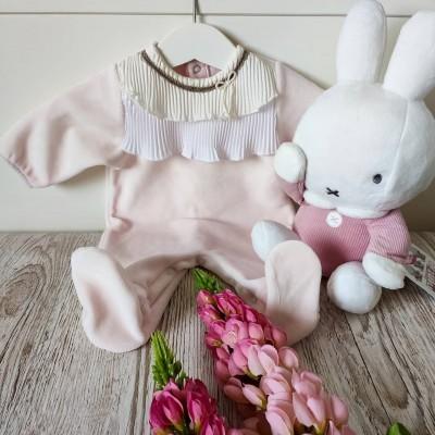 Babygrow  Pink Velvet