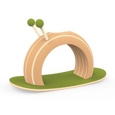 O Caracol de Baloiço / Snail - Elou Cork Toys
