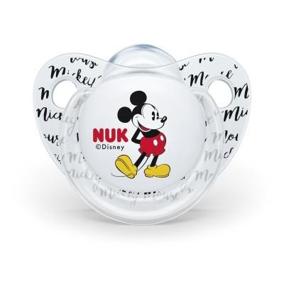 Chupetas Nuk pack 2x Trendline Disney Mickey Mouse