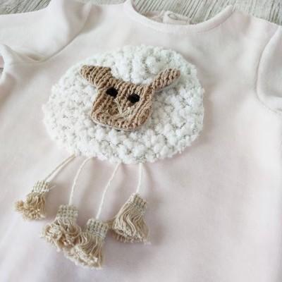 Babygrow My Little Sheep