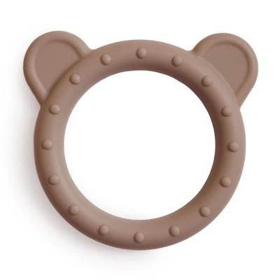 Mushie - Mordedor Silicone Urso