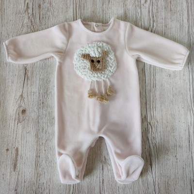 Babygrow My Little Sheep