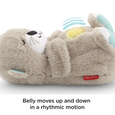 Lontra Dorme Bebé