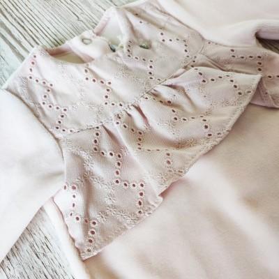 Babygrow  Vintage Pink