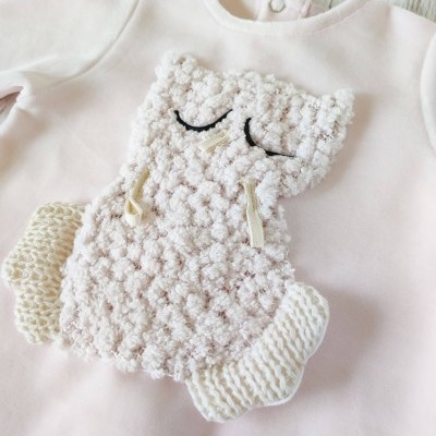 Babygrow  My Little Owl