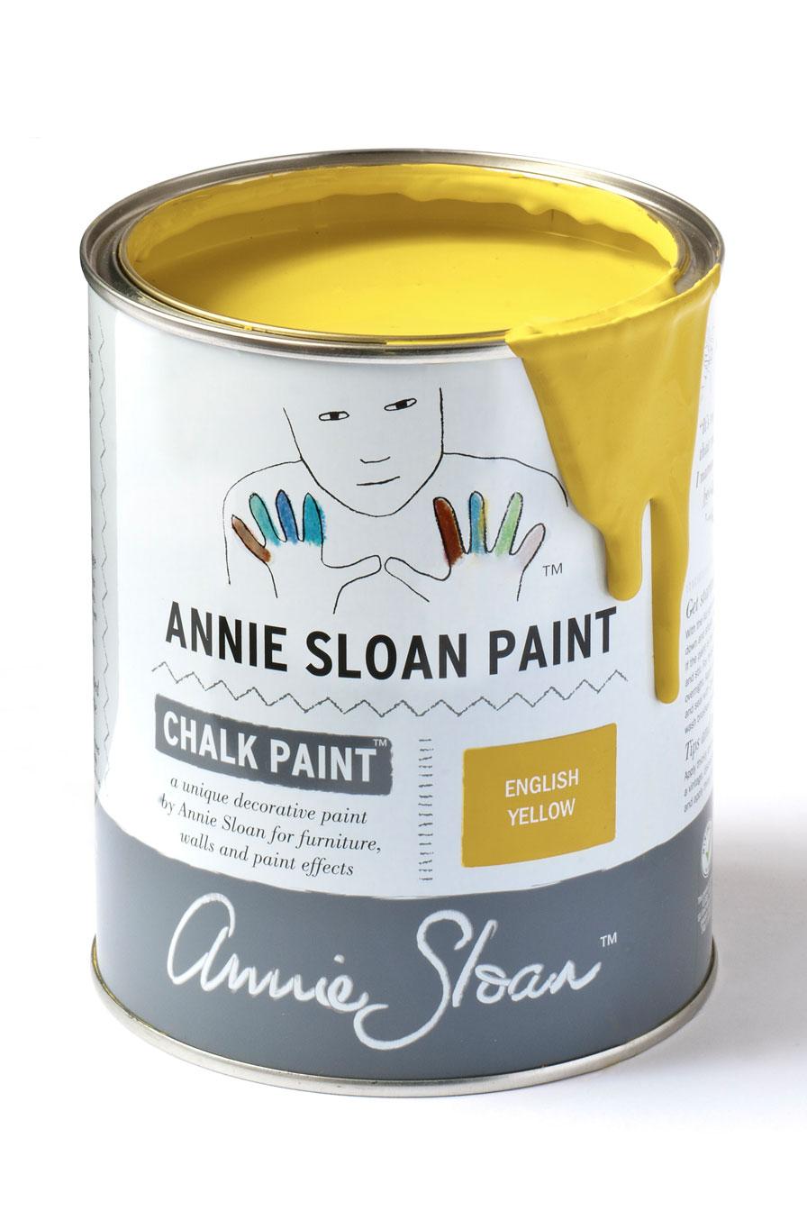Annie Sloan Chalk Paint® English Yellow