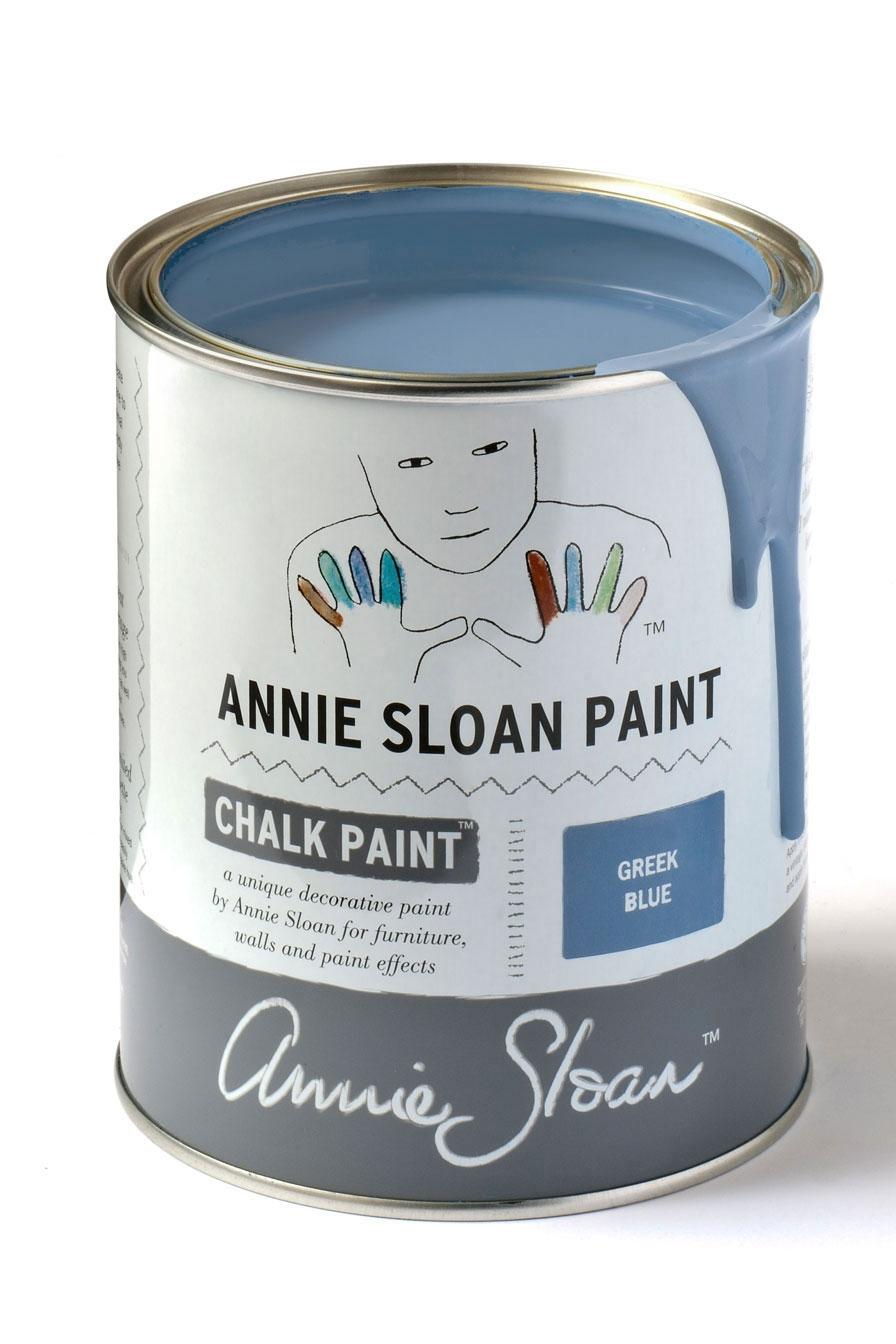 Annie Sloan Chalk Paint® Greek Blue
