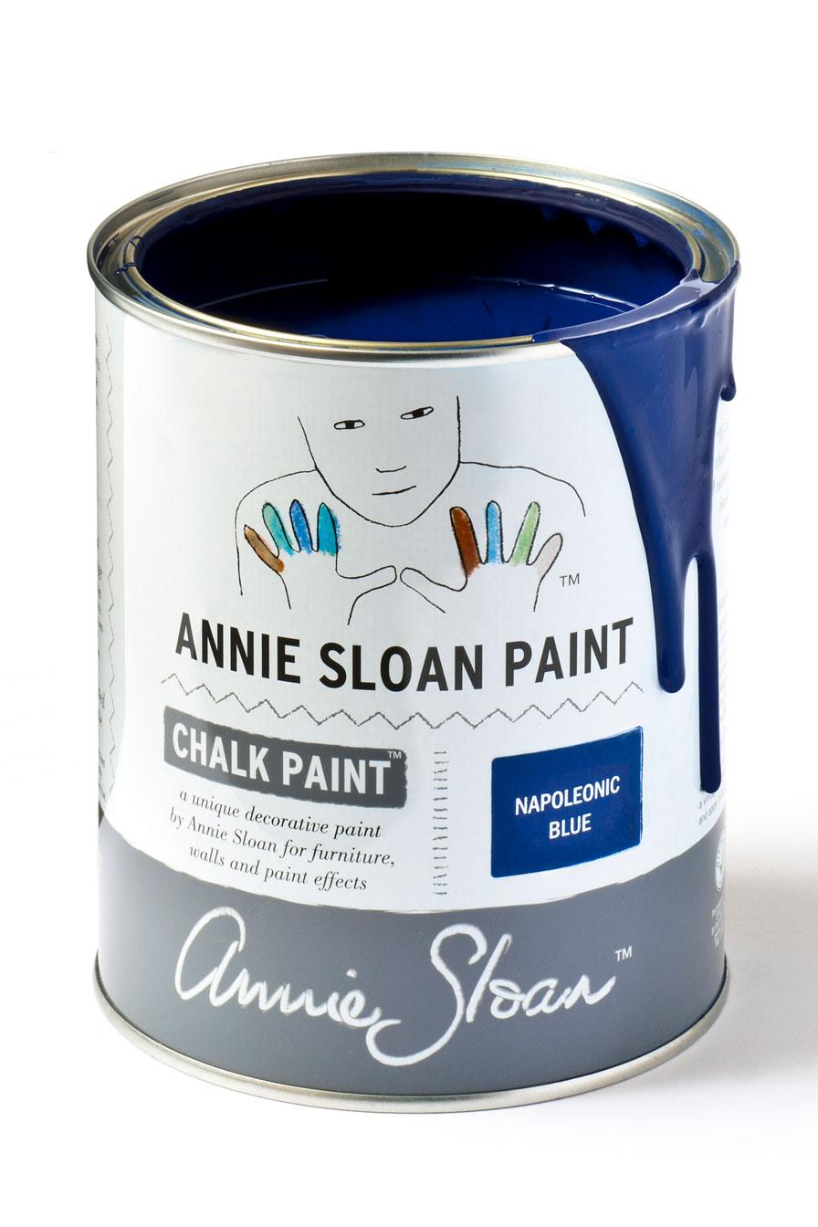 Annie Sloan Chalk Paint® Napoleonic Blue