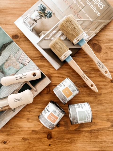 Conheça melhor as Chalk Paint da Annie Sloan!