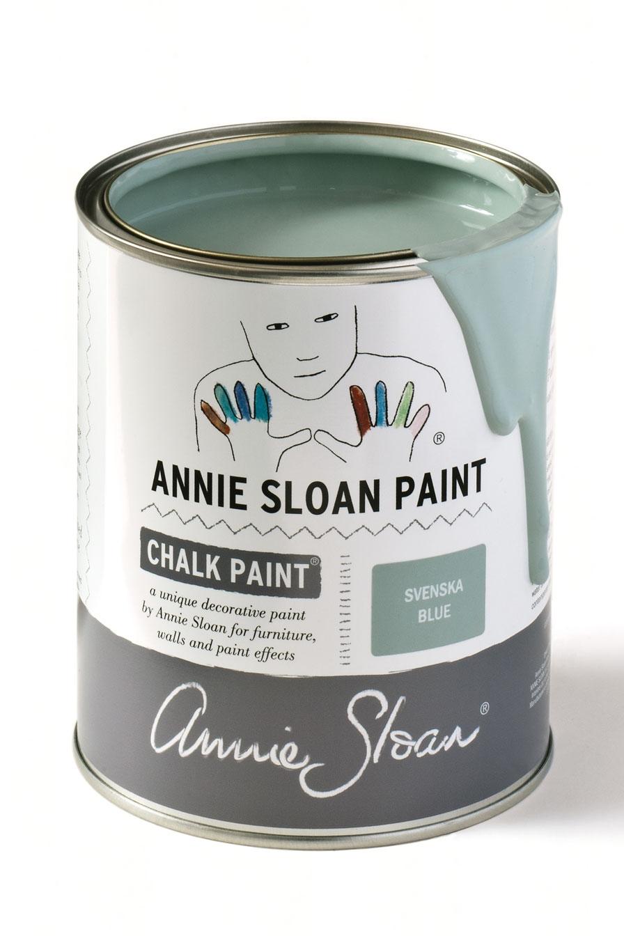 Annie Sloan Chalk Paint® Svenska Blue
