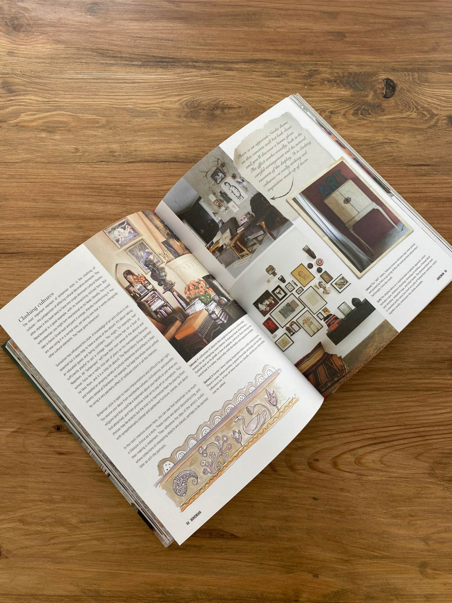"""Room Recipes for Style and Colour"" de Annie Sloan"