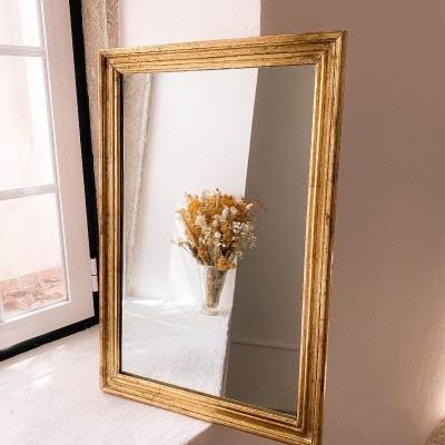 Espelho Dourado Velho