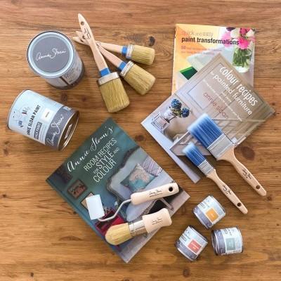 Tintas Annie Sloan Chalk Paint®