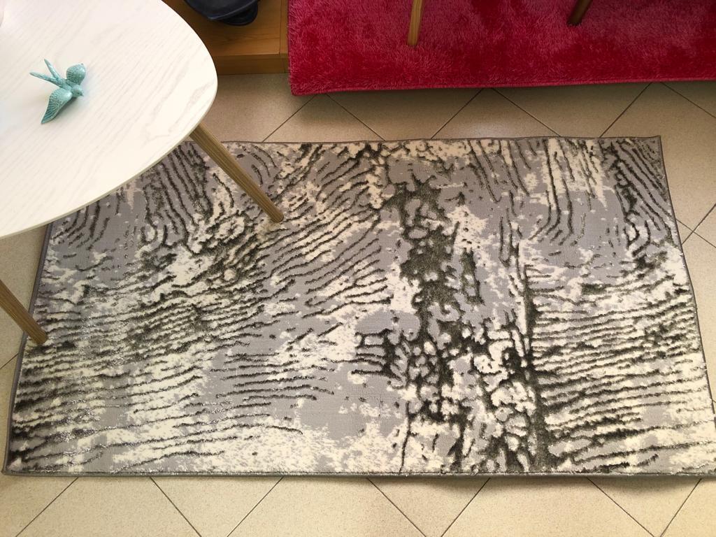Carpete Picasso Ref Cinza