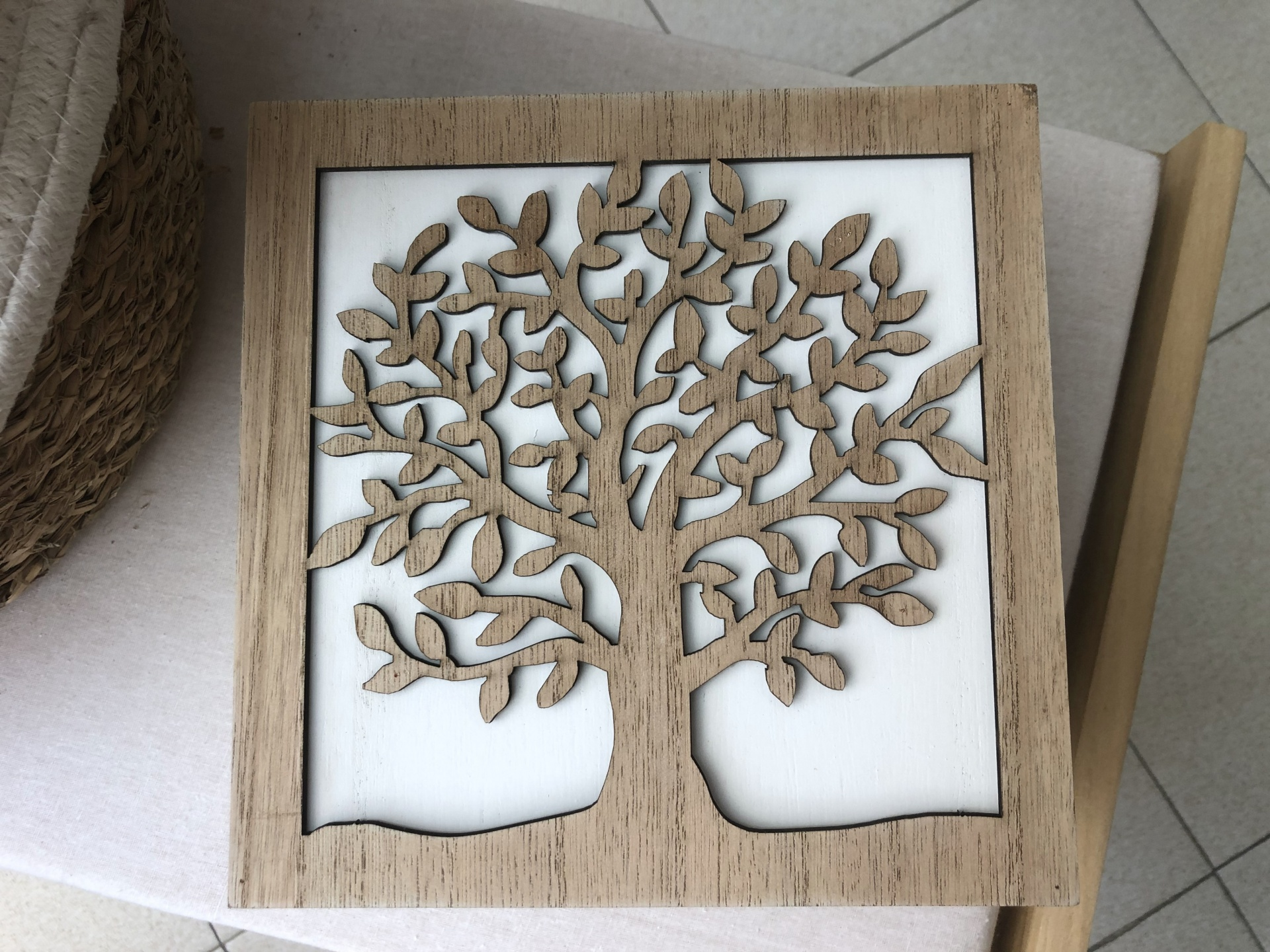 Caixa multiusos árvore da vida