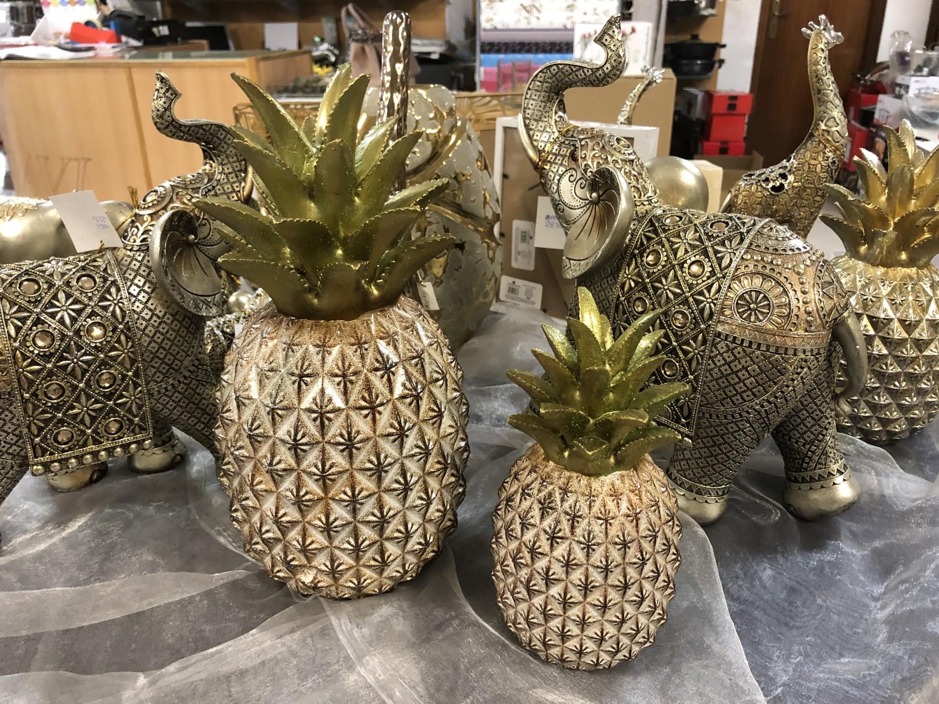 Ananás decorativo
