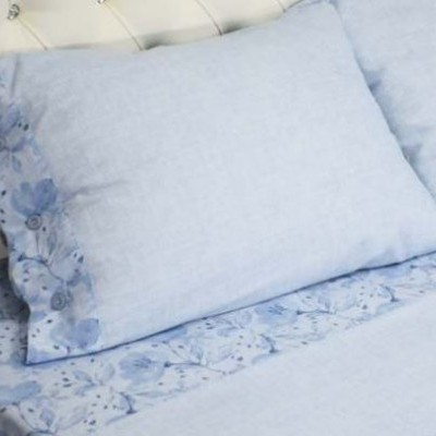 Lençóis de flanela cama de casal REF Luna