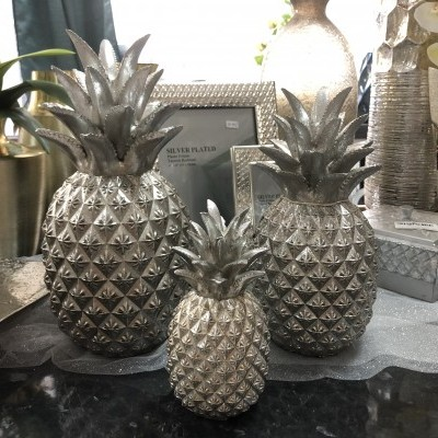 Ananás prateado