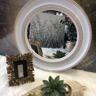 Espelho redondo PP