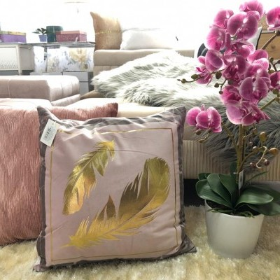 Almofada Decorativa com capa