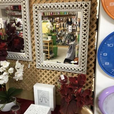 Espelho rectangular PP