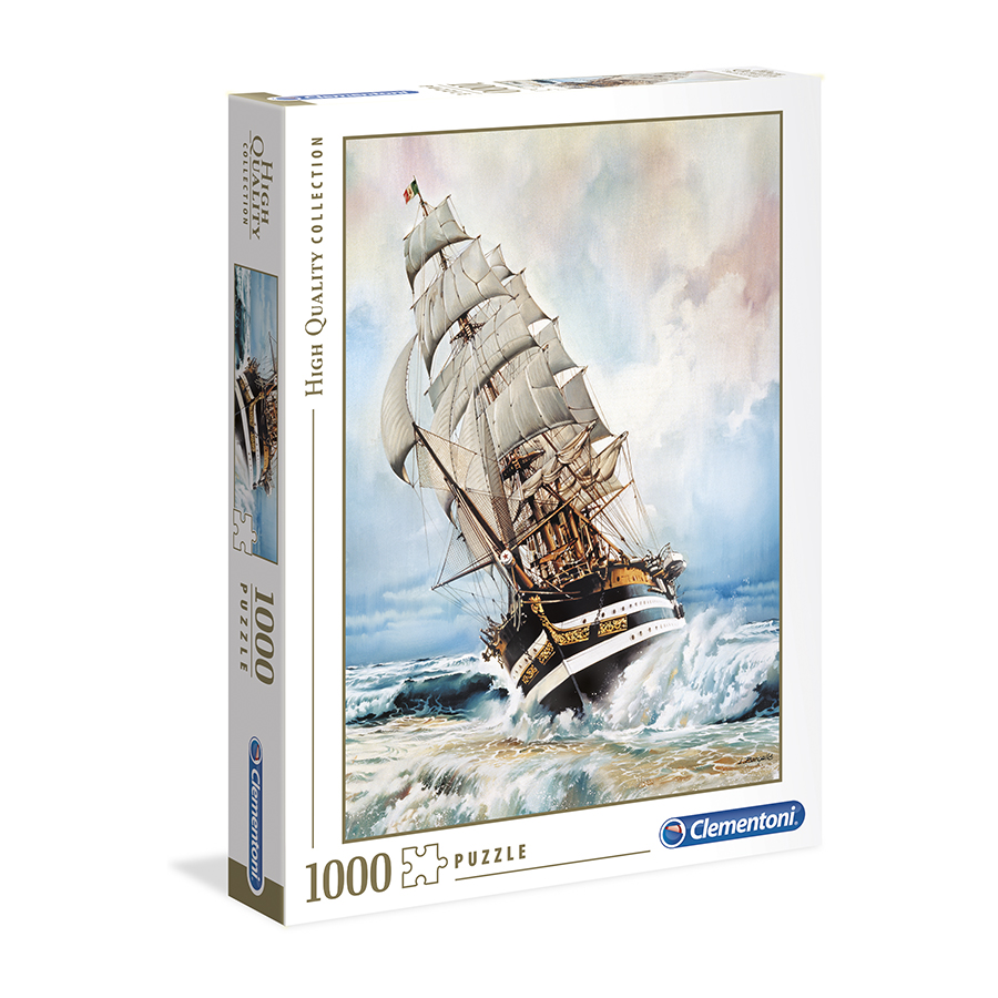 Puzzle 1000 HQ Amerigo Vespucci