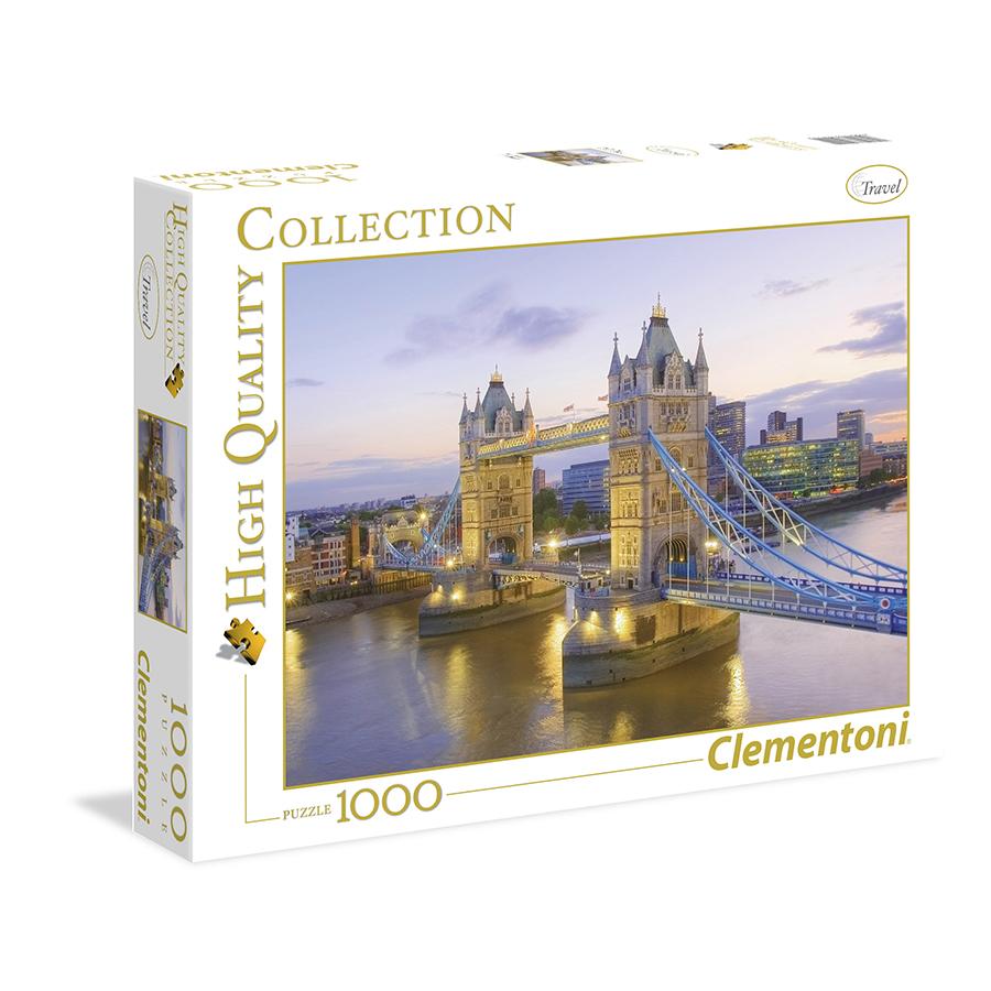 Puzzle 1000 HQ Tower Bridge