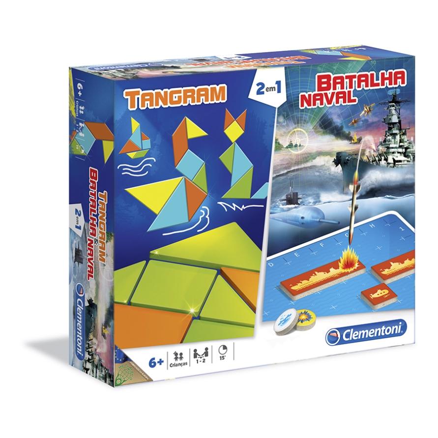Batalha Naval e Tangram