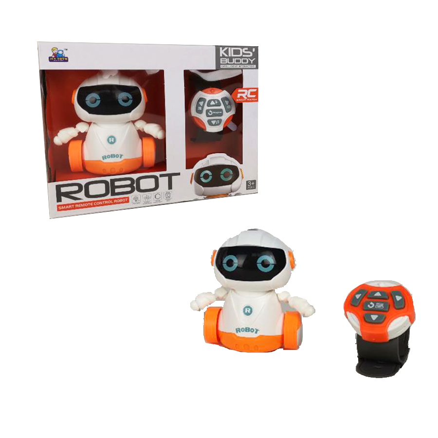 Robô R/C com Smart Watch